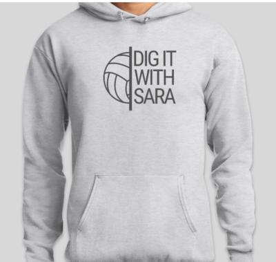 Dig It With Sara Hoodie