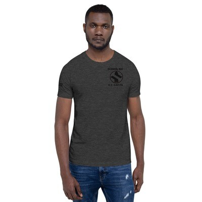 Operation Atlantic Resolve Short-Sleeve Unisex T-Shirt non colorized