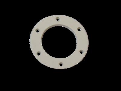6-Hole White Gasket