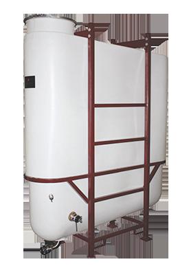 570 Gallon Flextank Cell with Frame