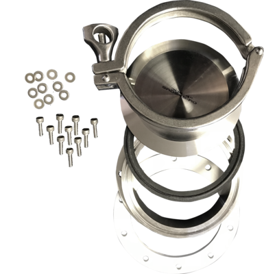 VF4 - Valve Flange 4.0 in.