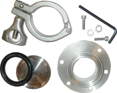VF1 - Valve Flange Kit 1.5 in.