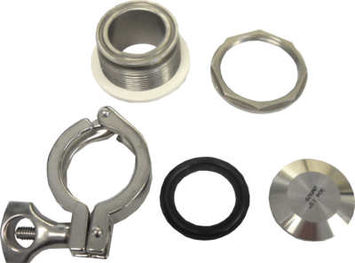 BH3 - BULKHEAD FITTING KIT 1.5 IN.