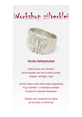 duo workshop (prijs per duo) - aanvragen via contactformulier