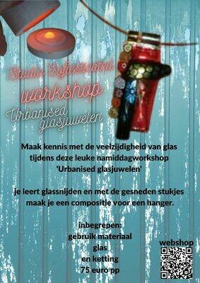 WORKSHOP glasjuwelen uit de hot pot (workshop verzet naar oktober)