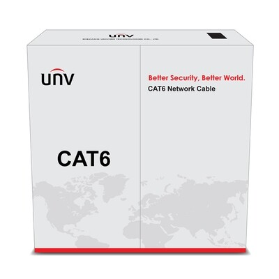 Uniview Cat 6 Cable