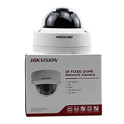 Hikvision 1080p Fixed Dome Network Camera