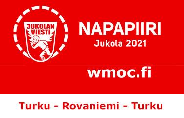 Turku- Rovaniemi - Turku 18.-21.6.2021