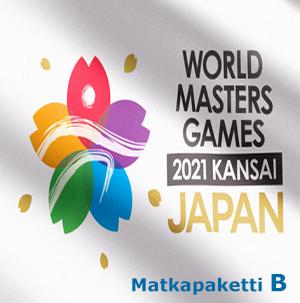 WMG 2022 varausmaksu - matkapaketti B