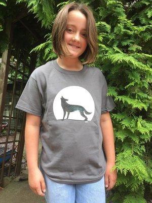 Kids Wolf T-shirt