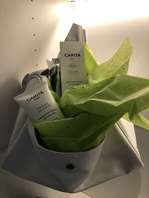 AT HOME  SOOTHING KIT