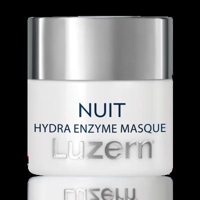 LUZERN - HYDRA ENZYME MASQUE NUIT 20 ml