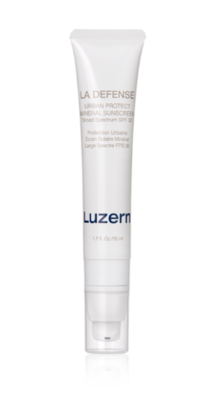 LUZERN - LA DEFENSE URBAN PROTECT - MINERAL SUNSCREEN SPF 30