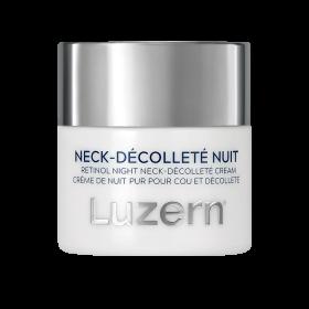 LUZERN - NECK & DECOLLETE Night Cream