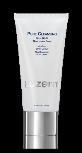 LUZERN - PURE CLEANSING GELEE