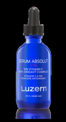 LUZERN - SERUM ABSOLUT V15 -15% VITAMIN C & ANTIOXIDANT COMPLEX