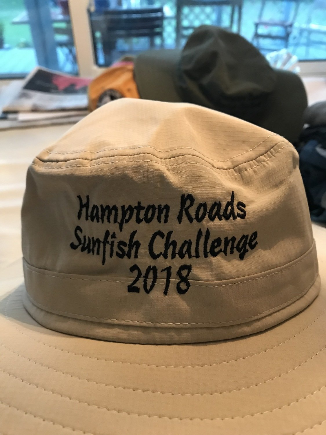 Tan Sunfish Challenge Boonie Hat