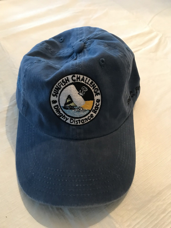 Sunfish Challenge Dark Blue Ball Cap