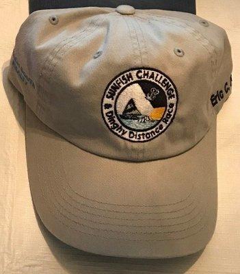 Khaki Sunfish Challenge Ball Cap
