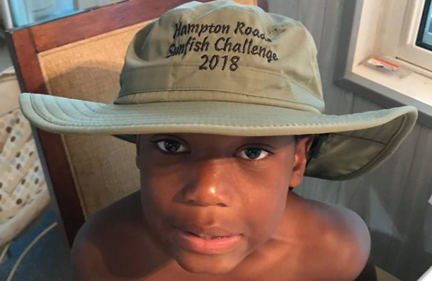 Green Sunfish Challenge Boonie Hat