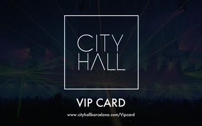 CITY HALL VIP CARD