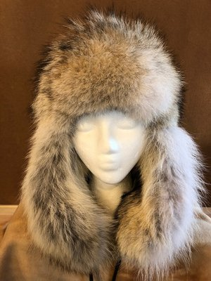 Coyote Trapper Hat