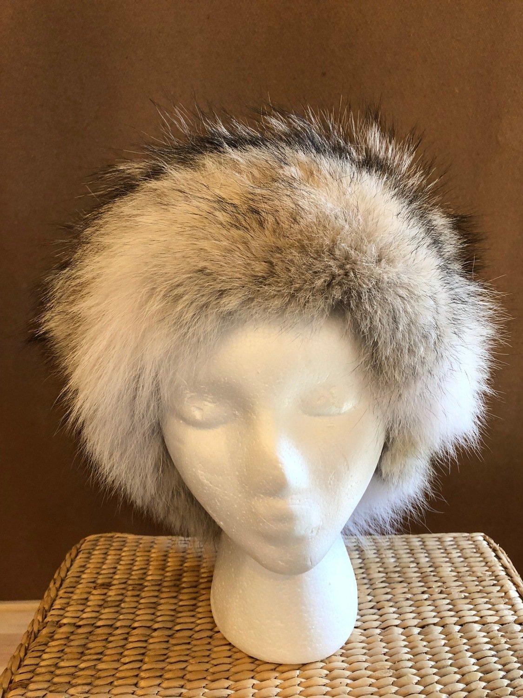 Coyote Pillbox Hat