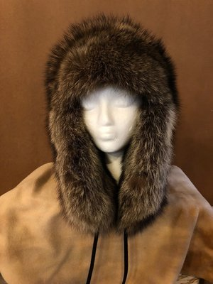 Raccoon Trapper Hat