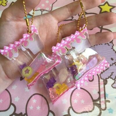 Kity Gamer Bites Candy Keychain SALE