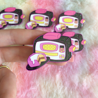 *NEW* Easy Bake Oven Pin (Collab)