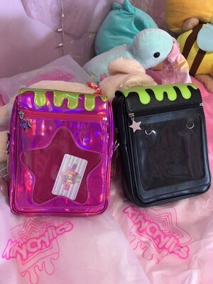 Drippy Messenger ITA Bag (flaps Only)