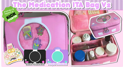 Pre-Order: V.2 Medication ITA Bag (Arriving December 2020)