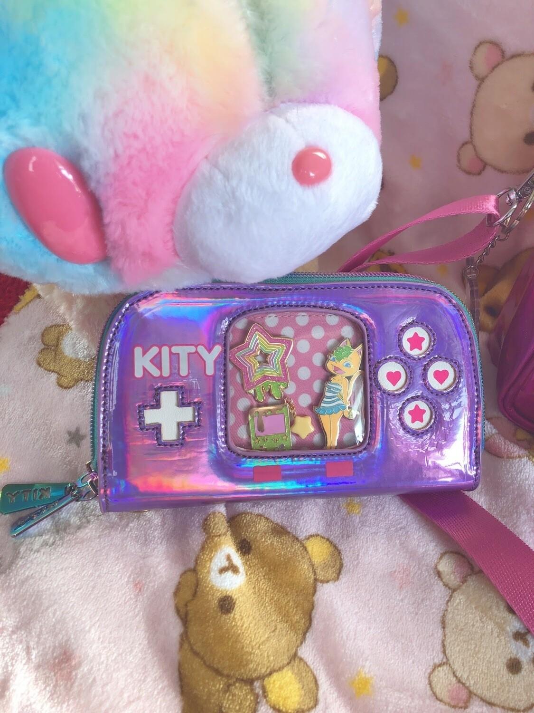 Kity ITA Clutch Wallet (Arriving December)