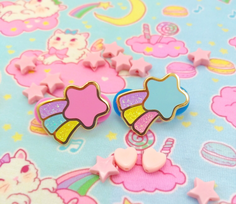 Twinkle Stars Mini Pin Set