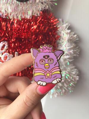 Magical Furby Hard Enamel Pin
