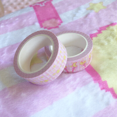 *NEW*Magical Moonie Washi Tape Set