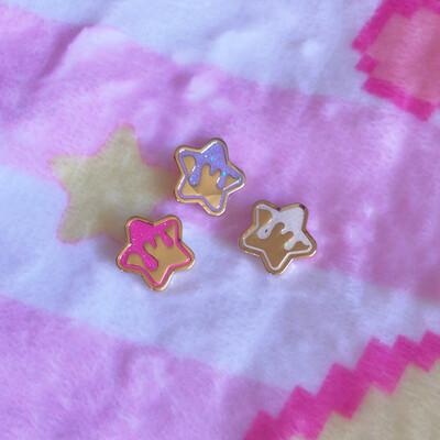 *RESTOCK* Mini Star Pins