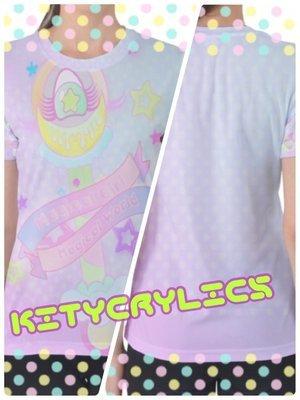 Fairy Kei Pastel Cyclops Tee