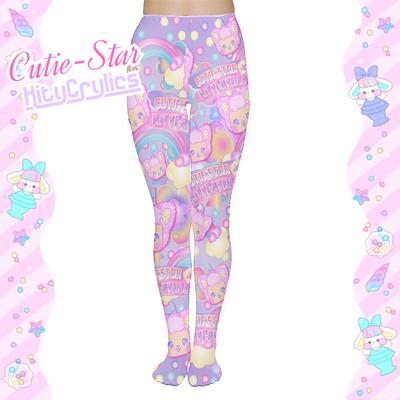 Cutie Star / KityCrylics Star Dreamer Tights