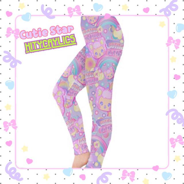 Cutie Star / KityCrylics Star Dreamer Leggings