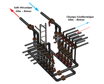 Geo-Vault Custom Geothermal Vault