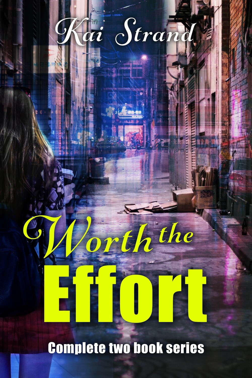 Worth the Effort (Complete series)