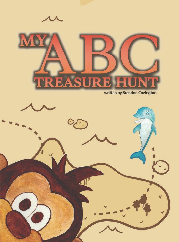My ABC Treasure Hunt Book