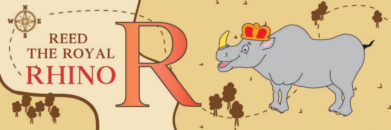 Reed The Royal Rhino From Romania Bookmark