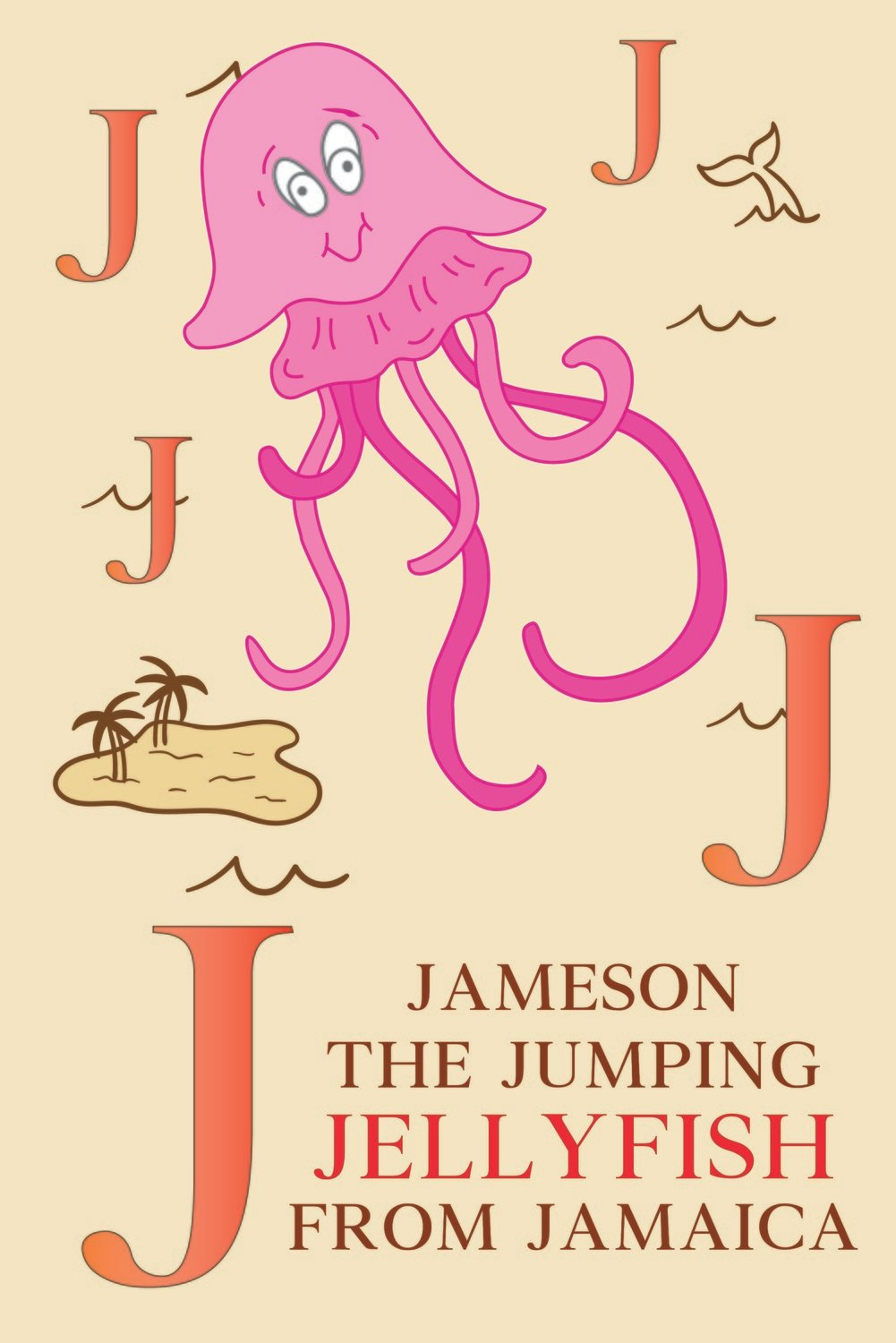 Jameson The Jumping JELLYFISH From JAMAICA Poster