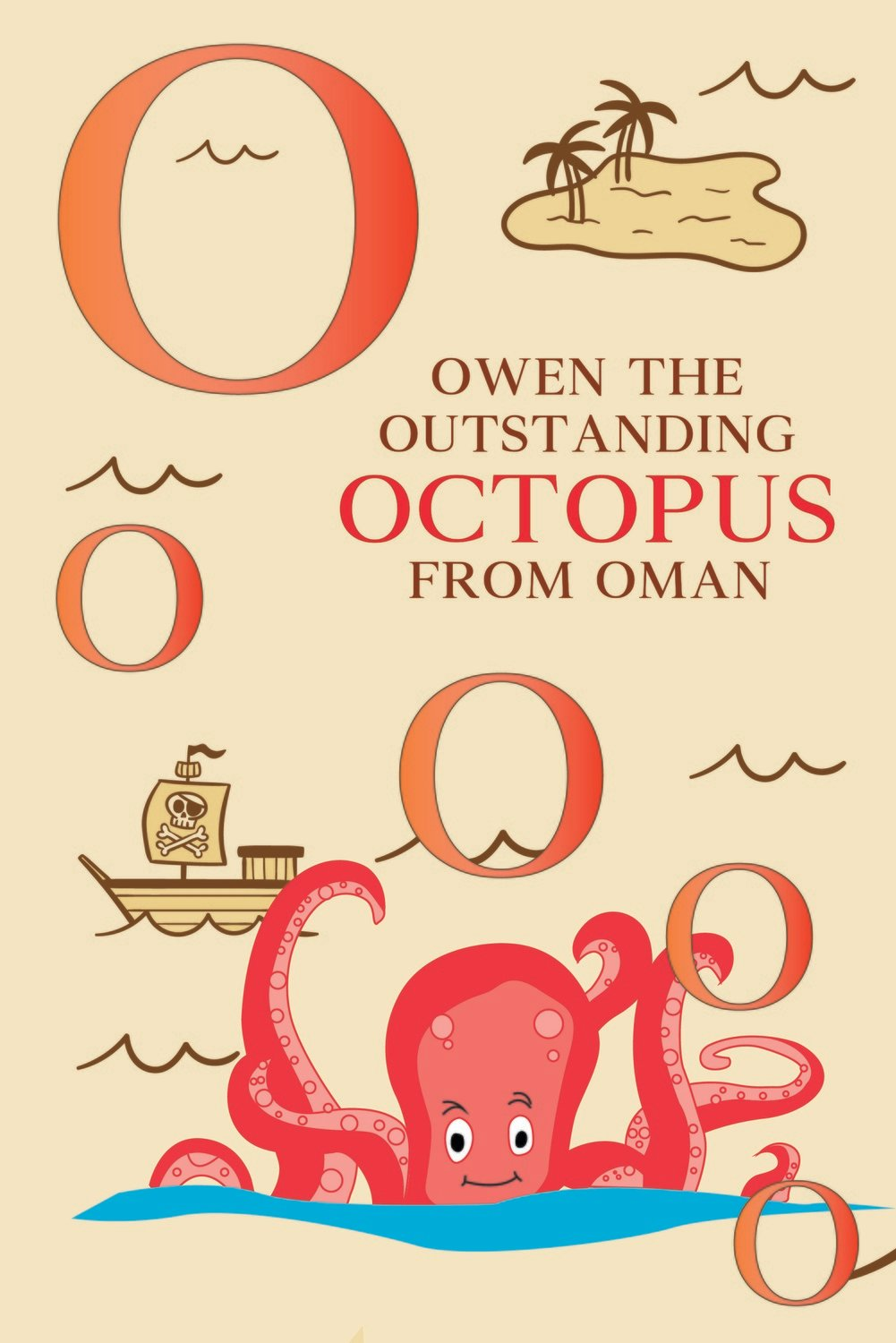 Owen The Outstanding OCTOPUS From OMAN Poster