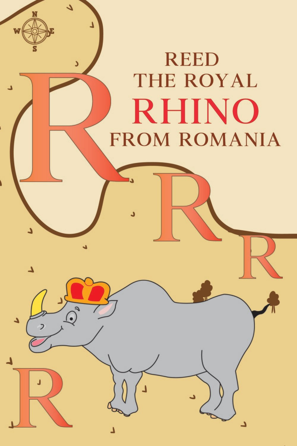 Reed The Royal RHINO From ROMANIA Poster