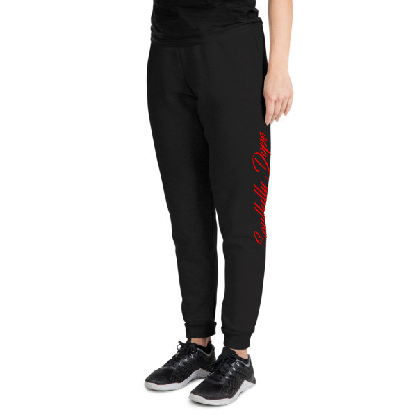 Soulfully Dope Unisex Joggers Red Edition