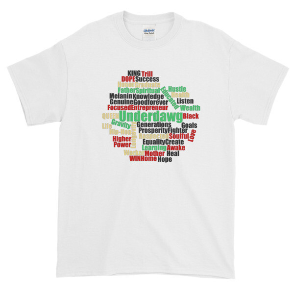 Word Cloud Short-Sleeve T-Shirt