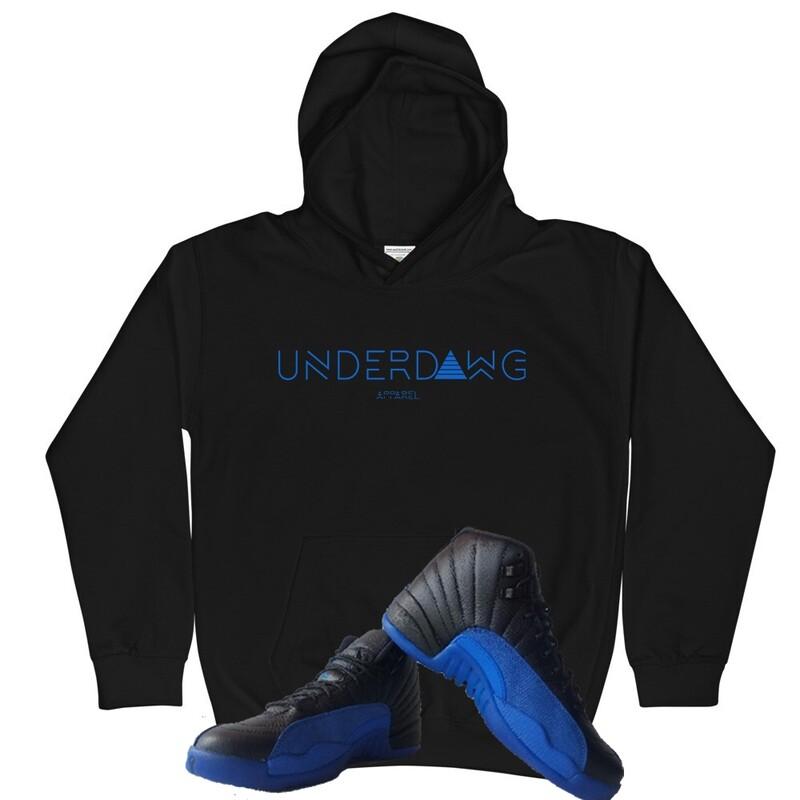 Underdawg Air Retro Unisex Hoodie
